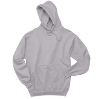 Logo - 996-X Jerzees 8oz. 50/50 Pullover Hooded Sweatshirt